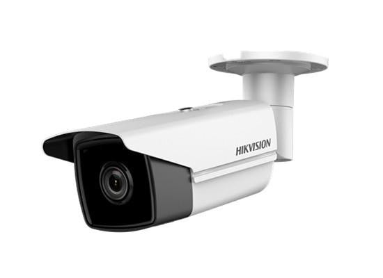 DS-2CD2T45FWD-I5/I8  4 MP IR Fixed Bullet Network Camera