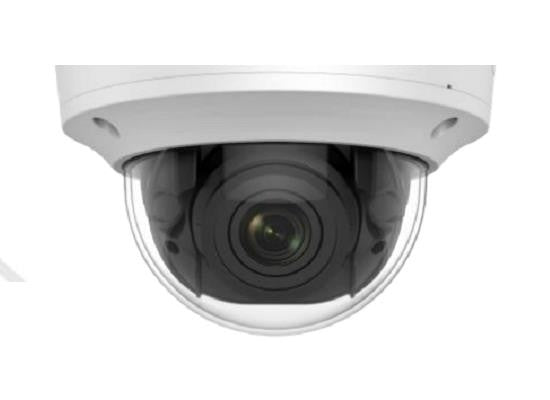 DS-2CD2755FWD-IZS  5 MP IR Vari-focal Network Dome Camera