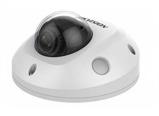 DS-2CD2545FWD-I(W)(S)  4 MP IR Fixed Mini Dome Network Camera