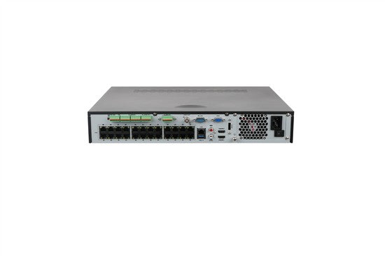 DS-7732NI-I4/24P Embedded Plug & Play 4K NVR