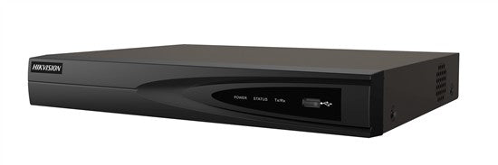 DS-7600NI-K1/P(B) Embedded Plug & Play 4K NVR