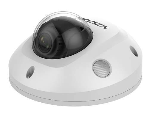 DS-2CD2555FWD-I(W)(S)  5 MP IR Fixed Mini Dome Network Camera
