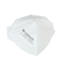 LAIANZHI   KLT01 Foldable Disposable Protective Mask(50pcs/box, 500pcs/carton)
