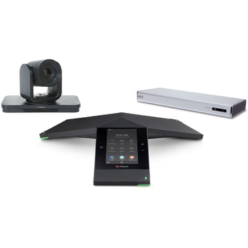 Polycom Trio 8800 VisualPro EagleEye IV 4x Skype for Business Collaboration Kit