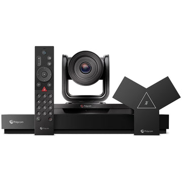Poly G7500 Medium Room 4k UHD Video Conferencing Bundle