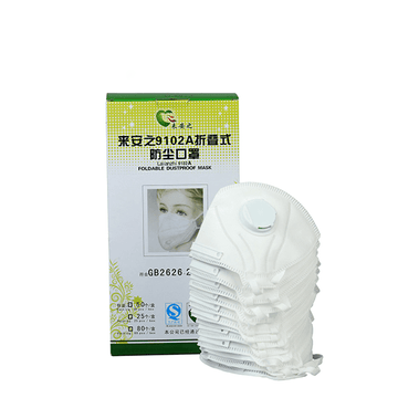 LAIANZHI   KLT11 Foldable Disposable Protective Mask   (25pcs/box, 250pcs/carton)