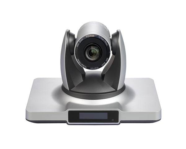 H.323 Enterprise-grade 20x Optical Zoom IP DVI Camera Conference Endpoint with 360 degree