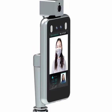 Infrared thermal Face recognition human Body Temperature measurement camera system