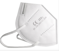 CE FDA FFP2 KN95 Protective Face Masks Face Mask with Earloop Anti COVID-19