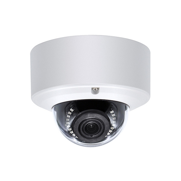BU-I4K-OPZ 4K POE IP Camera 4X Auto Optical Zoom 8MP H.265/H.264 Metal Dome IP Camera