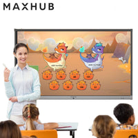 MAXHUB X3 Standard Series smart wireless conference flat panel intelligent whiteboard with Multi-screen interaction