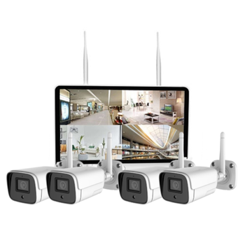 HNVR-KIT-4CH-WIFI With Screen NVR+IP Camera Kit