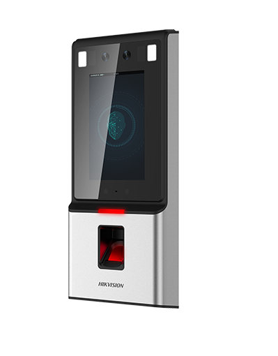 Hikvision's DS-K1T606XX Face Recognition Terminal
