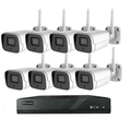 NVR-KIT-8CH-WIFI Wireless NVR+IP Camera Kit