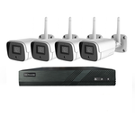 NVR-KIT-4CH-WIFI Wireless NVR+IP Camera Kit