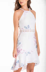 Gaia Dress - White
