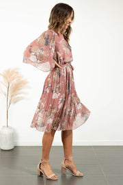 Fianna Dress - Rose