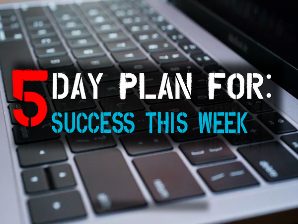 "News [Tylers Wellness] : ""If You Fail to Plan, You are Planning To Fail."" - Aug 12 Development Plans"