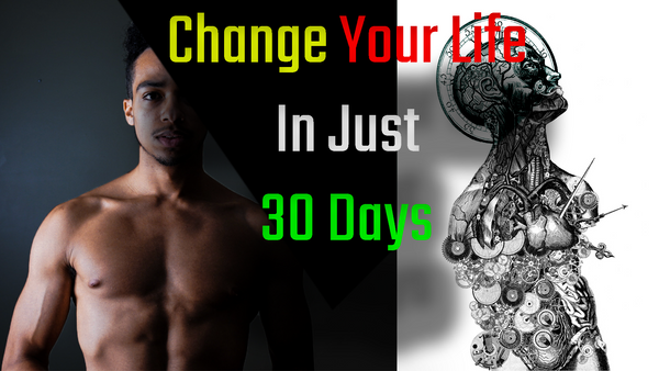 What is This 30 Day Challenge that will change Your life?