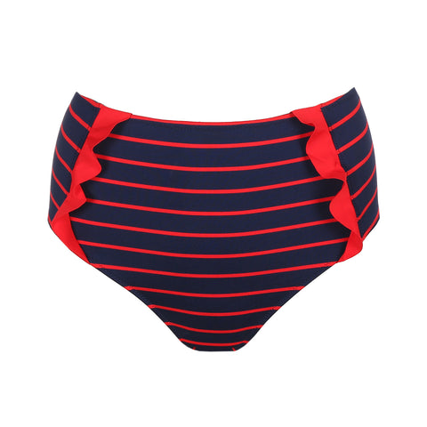 Marie Jo Swim Celine High Waist Swim Bottoms 100-2551 Pomme D'Amour.