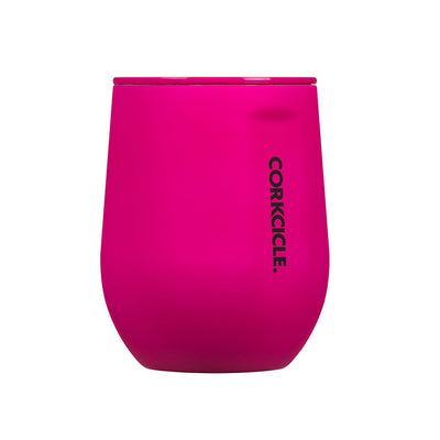 Corkcicle Neon Lights Stemless 2312DNP Pink