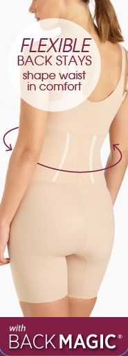 TC Shape Away Torsette Thigh Slimmer 4093
