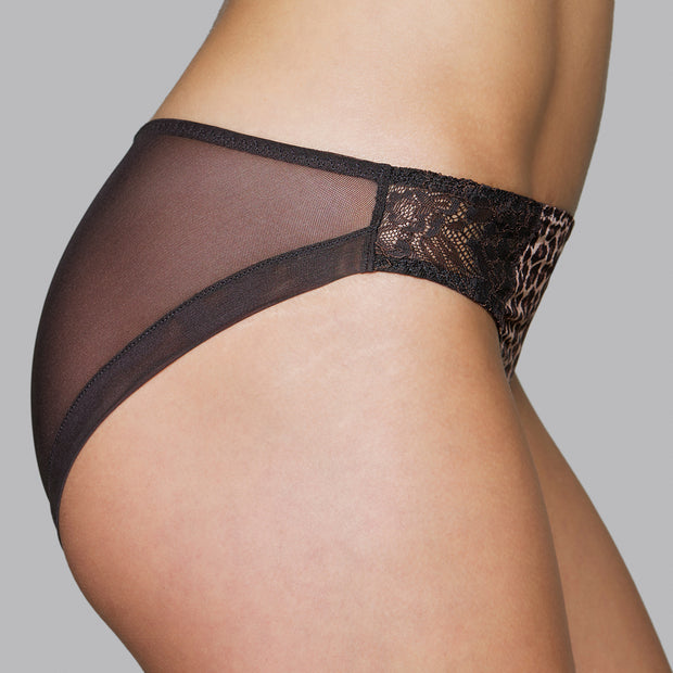 Andres Sarda Mars Briefs 330-7050 Chocolate