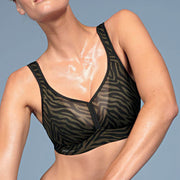 Anita Air Control Wire-Free Sports Bra 5544 Stripes