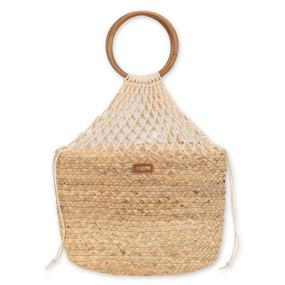 Sun 'N' Sand Paper Braid Safari CE6294 Tote Bag