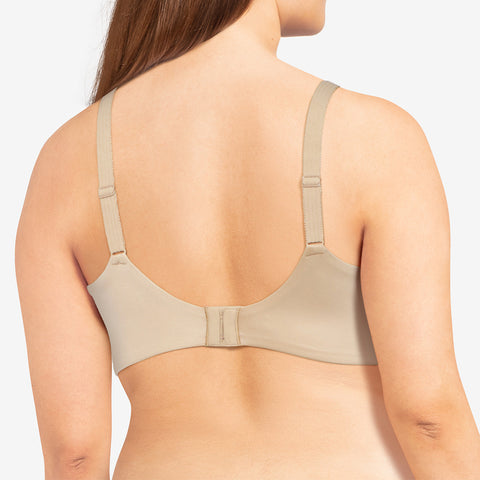 Chantelle C Comfort Full Coverage Molded Bra 13G1 Ultra Nude