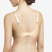 Chantelle C Magnifique Full Bust Wirefree Bra 1892 Ultra Nude