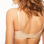Chantelle Spacer Cup Nursing Bra 1871 Nude