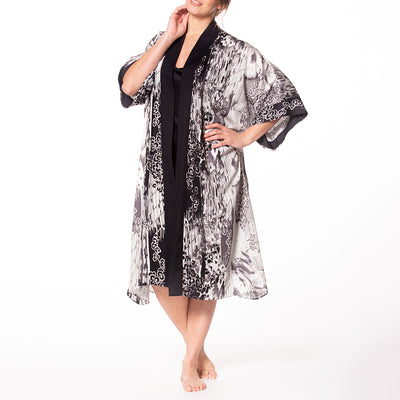 Christine Boudoir Robe Tra8101 Tranquility