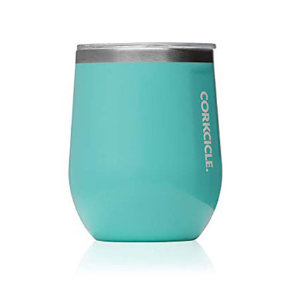 Corkcicle Classic Stemless Wine Cup 2312Gt Turquoise