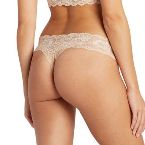Cosabella Never Say Never Cutie Lace Thong Nev03zl Basic Colors