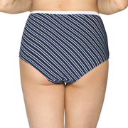 Curvy Kate Sailor Girl High Waist Swim Bottoms Cs3505 High Waist
