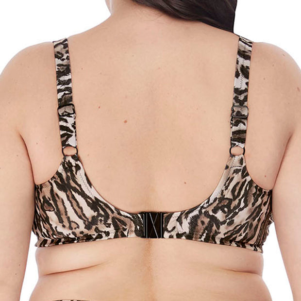 Eomi Swim Fierce Bikini Top ES7203 Leopard
