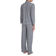 Eberjey Bobby Long PJ Set PJ1741 Heather Grey