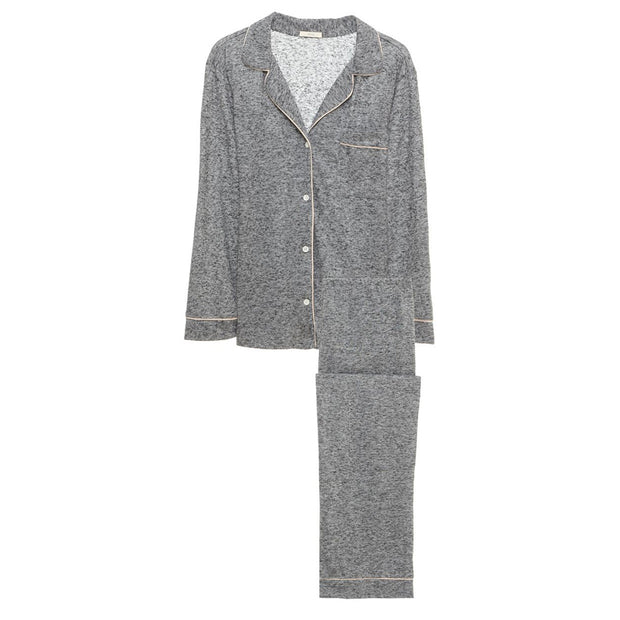 Eberjey Boby PJ Set Pj1741 Heather