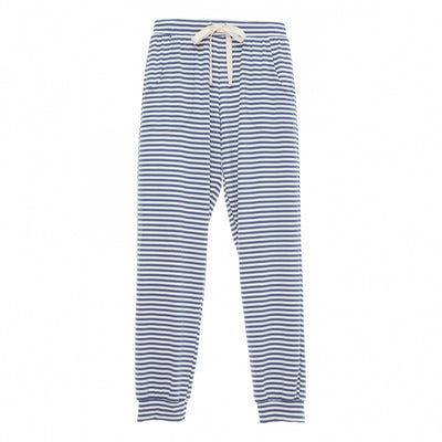 Eberjey Quincy Runner Sleep Pant Z1954r Blue Indigo