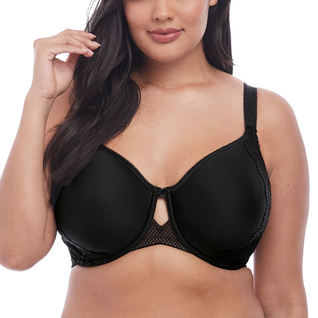 Elomi Charley Spacer Molded Bra EL4383 Black