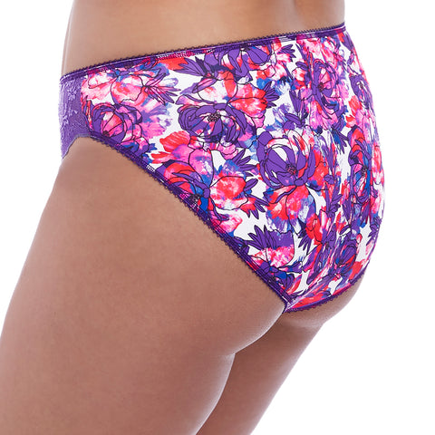 Elomi Morgan Brief Panty EL4115 Carnival Brief