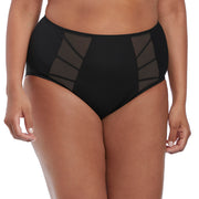 Elomi Sachi Full Brief Panty EL4358 Black