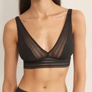 Else Jolie Soft Triangle Bra EC-434B Black