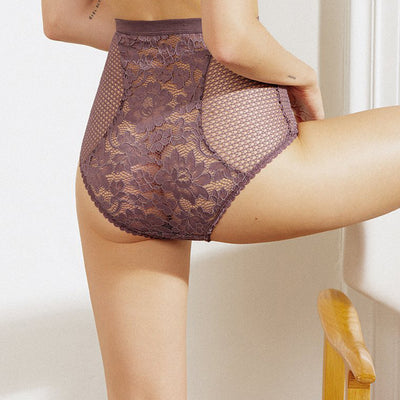 Else Petunia High Waist Brief EC-320U Fig