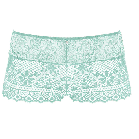 Empreinte Cassiopee Shorty Brief Panty 02151 Bleu Tendre