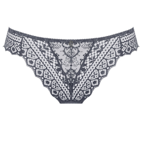 Empreinte Cassiopee Thong Panty 1151 Titane Thong
