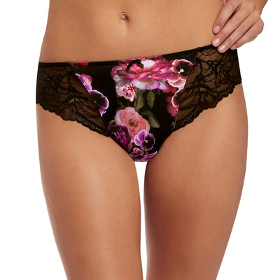 Fantasie Lilianne Thong Fl2447 Black Thong