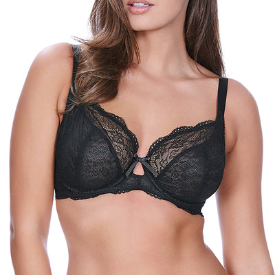 Freya Fancies Plunge Bra AA1011 Black