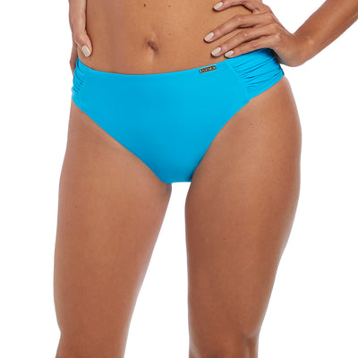 Fantasie Paradise Bay Mid Rise Brief Fs6550 Aqua